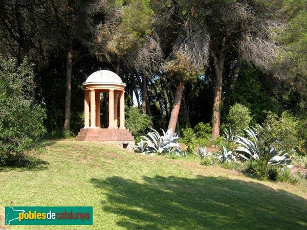 Argentona - Baronia de Viver - Templet