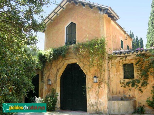 Argentona - Baronia de Viver - Casa de masovers