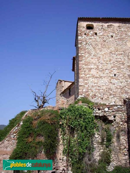 Perfil del Castell