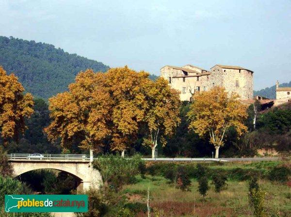 El Castell, a la tardor