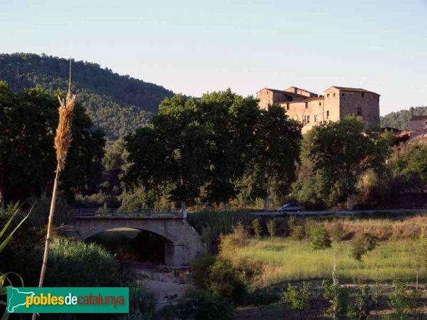 El Castell i el pont de Castellar