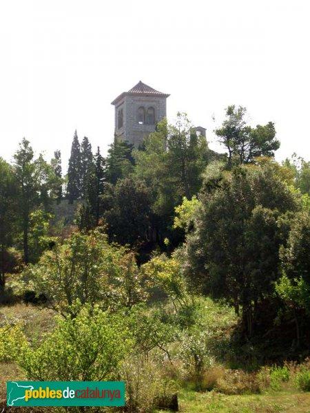 La Torre i el Campanar vistos des del Nord