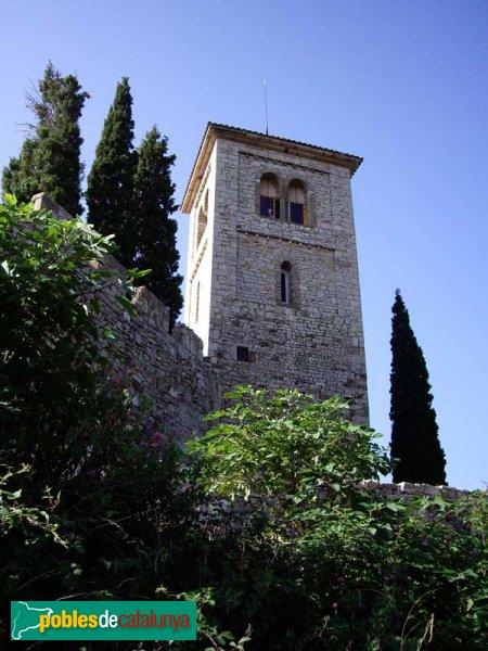 La torre del Puig de la Creu