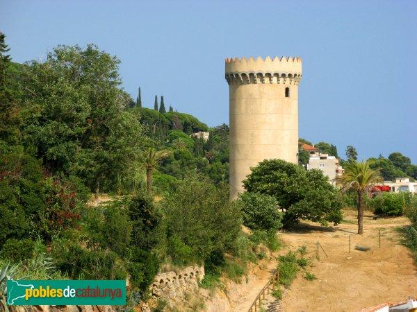 Sant Vicenç de Montalt - Torre de can Valls