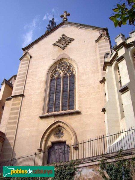 Lateral de l'Església