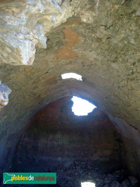 Port de la Selva - Sant Salvador de Verdera - Cisterna (3)