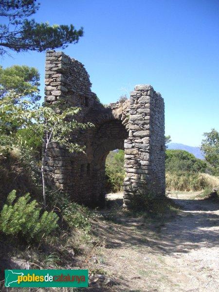 Port de la Selva - Santa Creu de Rodes