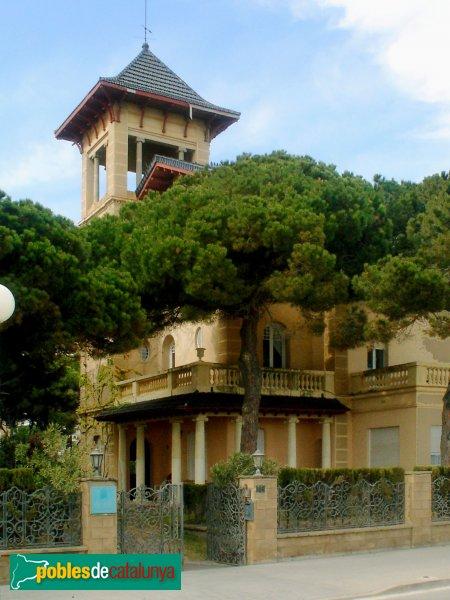 Sant Vicenç de Montalt - Passeig del Marquès