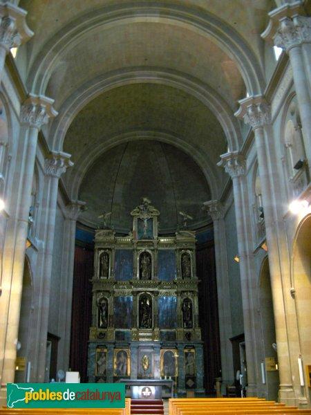 Sant Andreu de Llavaneres - Església