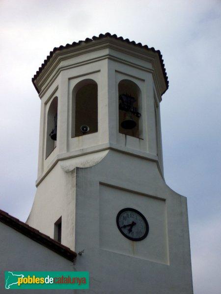 Selva de Mar - Església de Sant Esteve