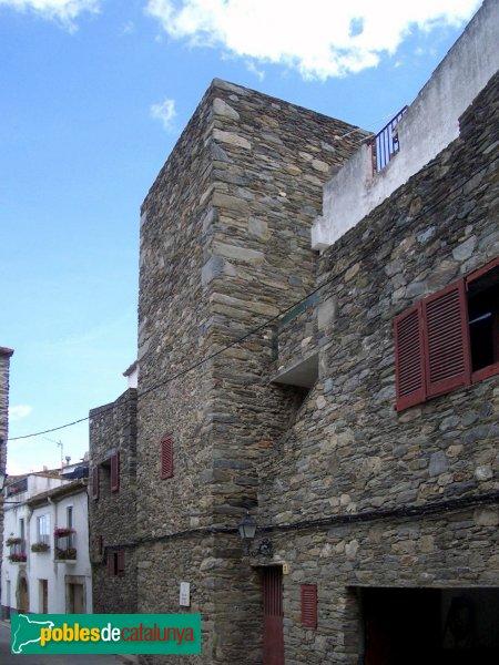 Selva de Mar - Torre del carrer de Baix