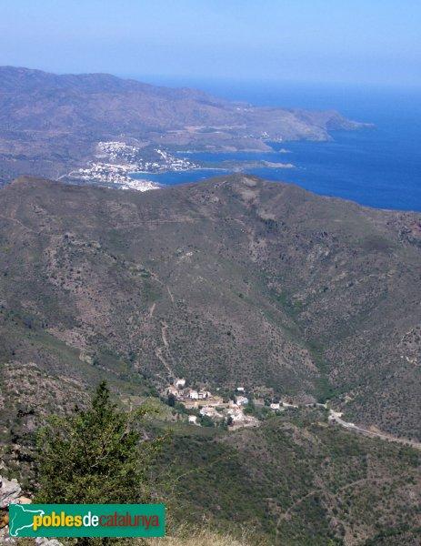 Port de la Selva -  Vall de Santa Creu