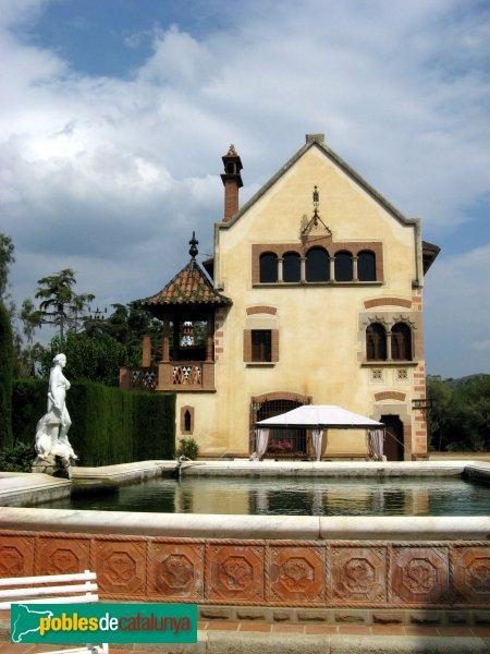 Argentona - Casa Garí - Casa dels masovers