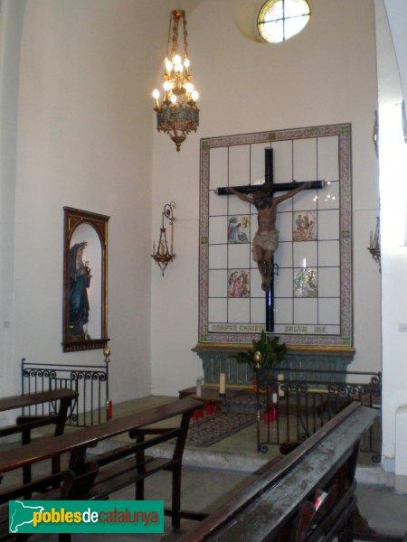 Selva de Mar - Església - Sant Crist