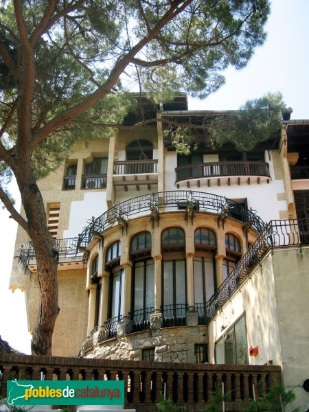 Sant Andreu de Llavaneres - Torre Gran