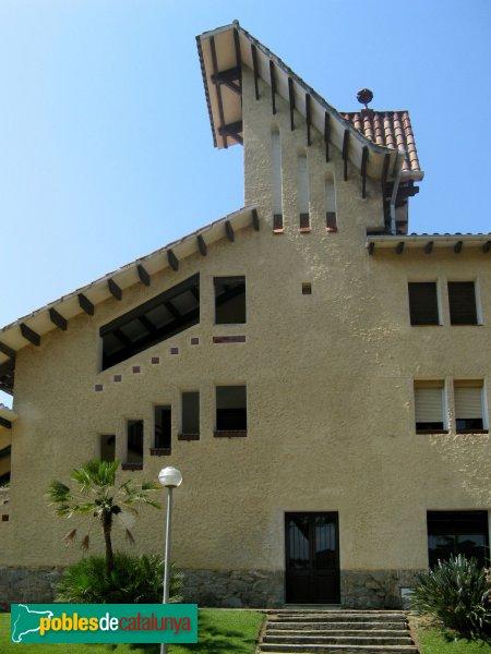 Sant Andreu de Llavaneres - Torre Gran - Casa dels masovers
