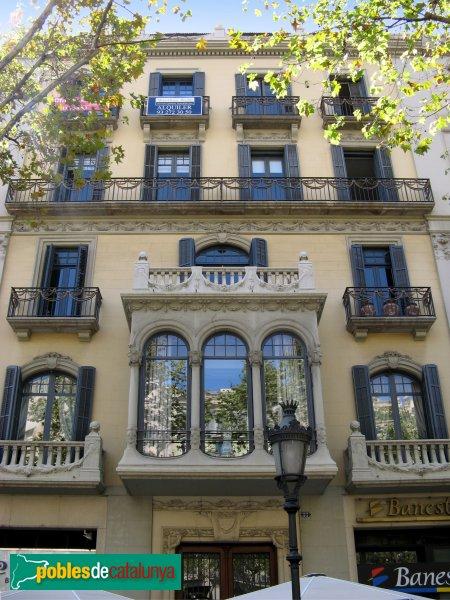 Barcelona - Passeig de Gràcia, 37