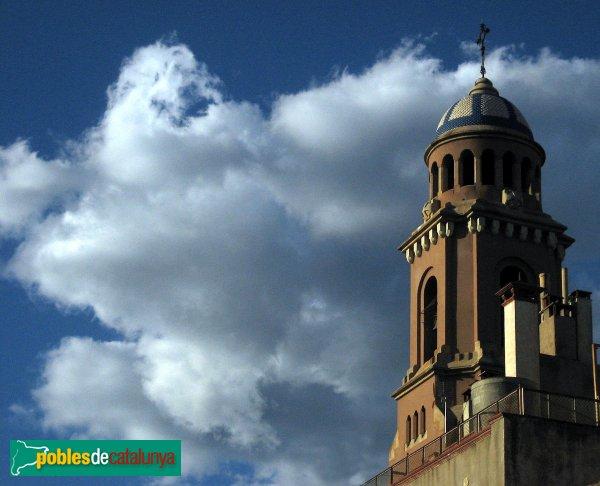 Església de la Puríssima Concepció, campanar