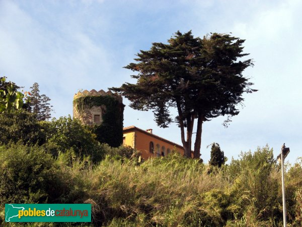 Caldes d'Estrac - Torre Verda