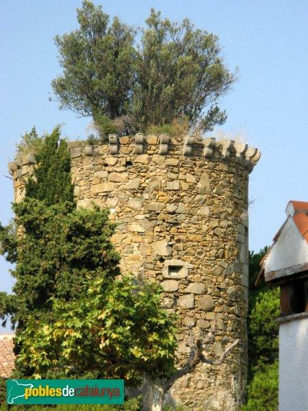 Caldes d'Estrac - Torre Busquets