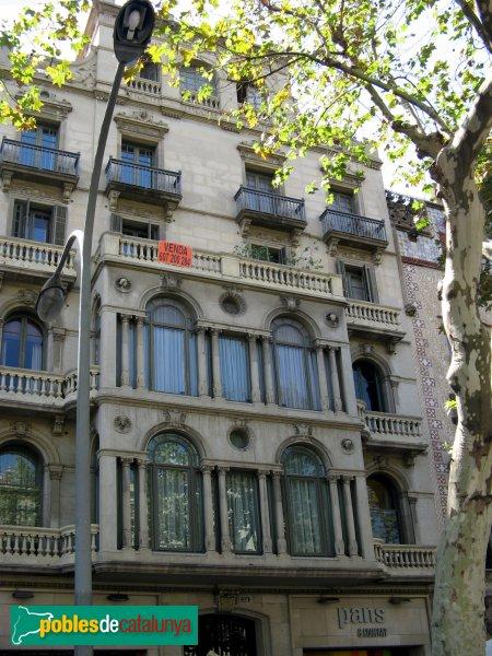 Barcelona - Passeig de Gràcia, 39