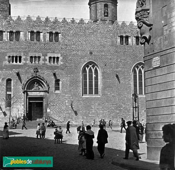 Barcelona - Sant Pere de les Puel·les