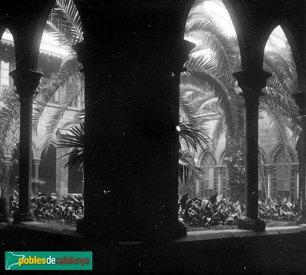 Barcelona - Claustre de Santa Anna