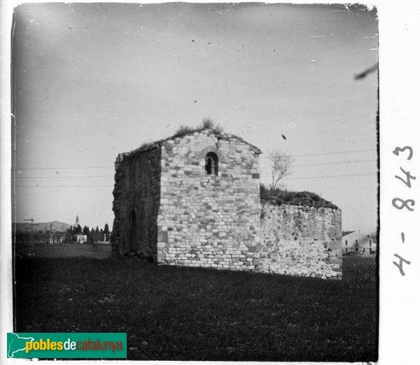 Vista de Sant Nicolau de Sabadell