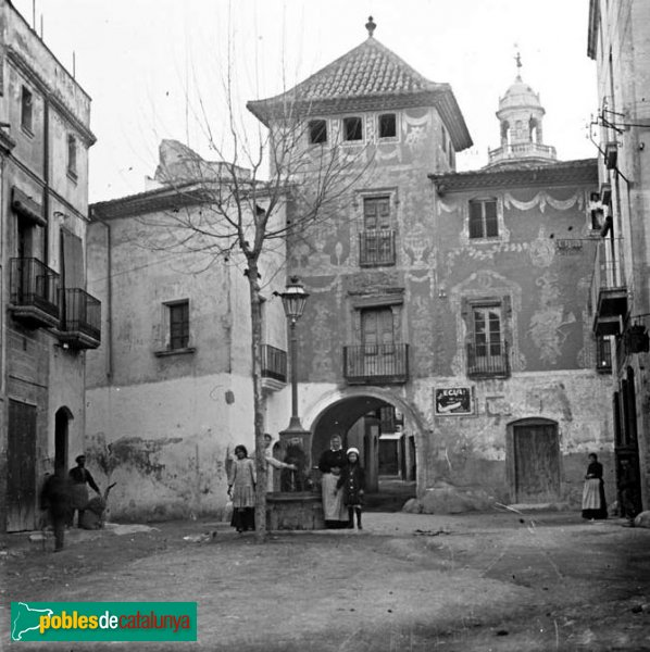 El Vendrell - Portal del Pardo