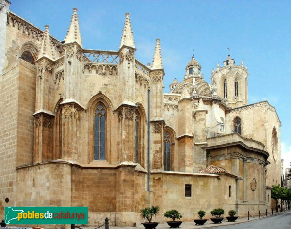 Tarragona - Catedral