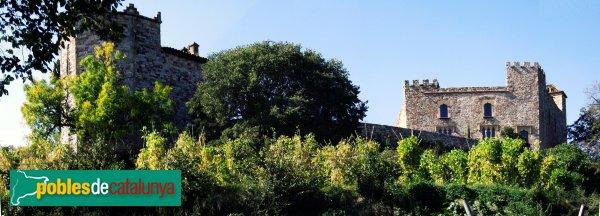 Castell de Clasquerí, panorama