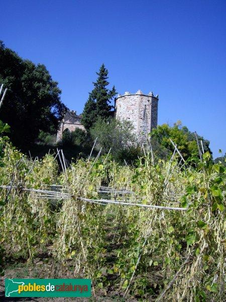 Castell de Clasquerí, sud