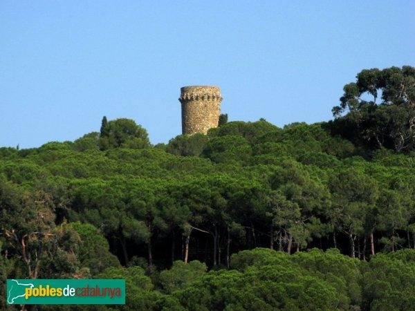 Arenys de Mar - Torre dels Encantats