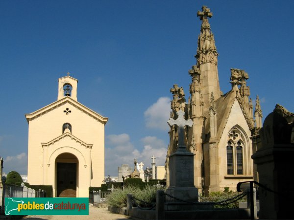 Arenys de Mar - Cementiri de Sinera