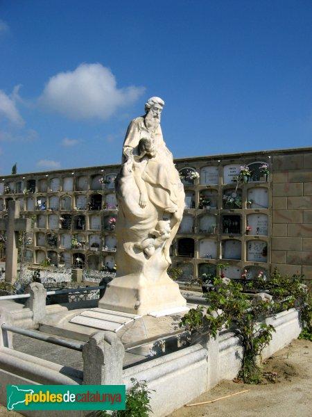 Arenys de Mar - Cementiri - Panteó Arnau Presas