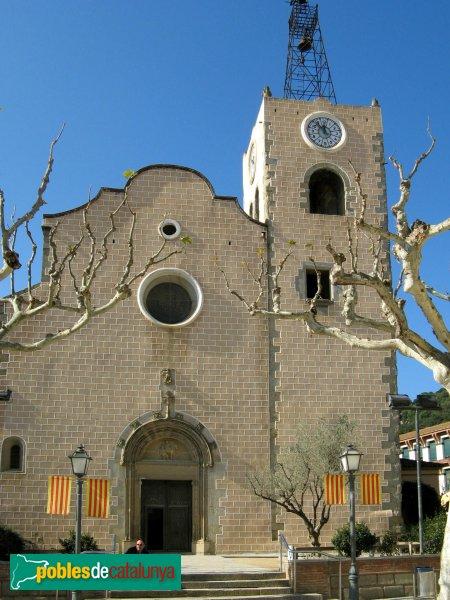 Arenys de Munt - Església de Sant Martí