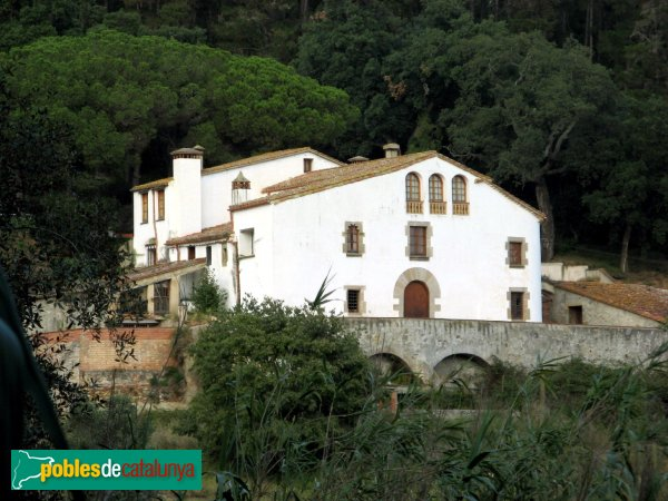 Arenys de Munt - Can Colomer