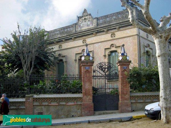 Arenys de Munt - Villa Cristina