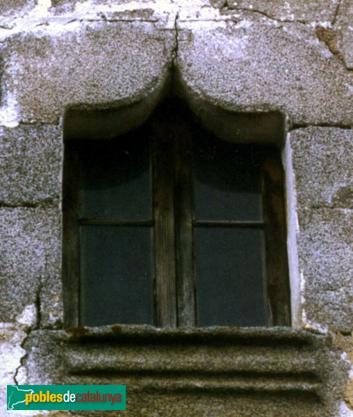 Sant Iscle de Vallalta - Can Bataller