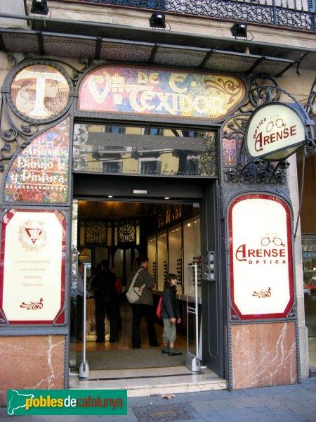 Barcelona - Casa Teixidor