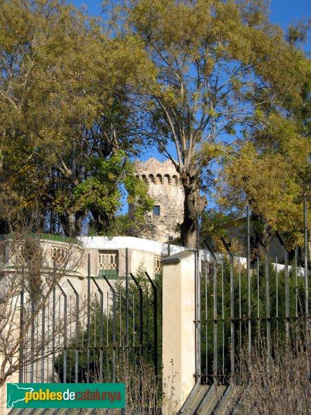 Santa Susanna - Torre de Can Ratés
