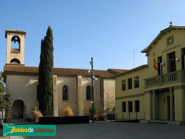 Santa Susanna - Església parroquial