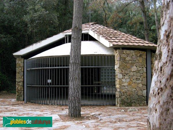Santa Susanna - Capella de Sant Isidre