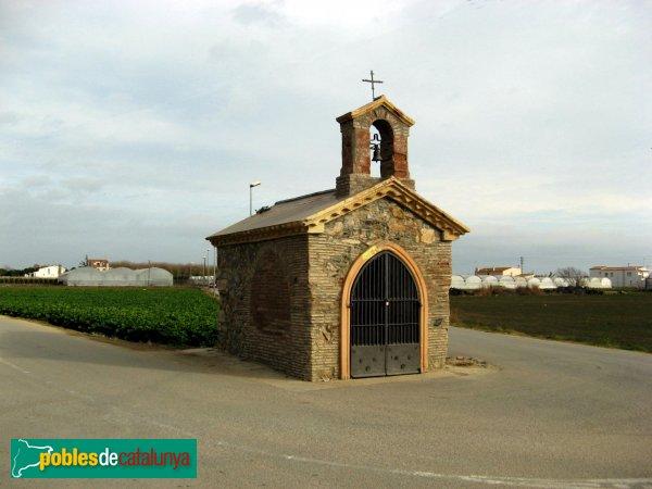 Santa Susanna - Capella de Sant Crist