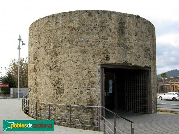 Santa Susanna -Torre de la Plana