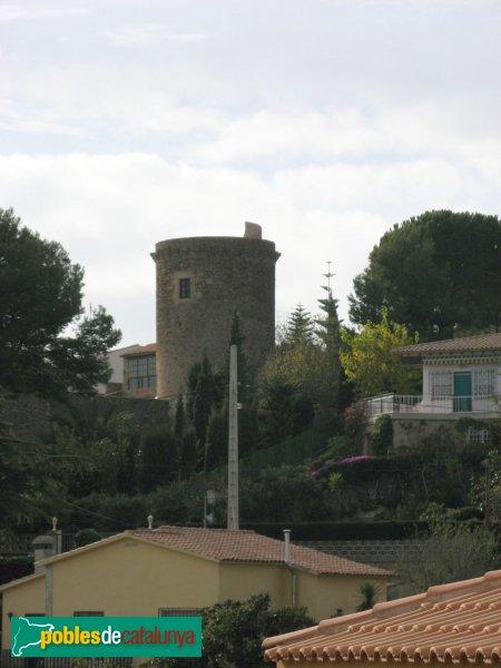 Santa Susanna - Torre de Vall Xirau