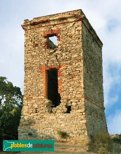 Santa Susanna - Torre Montagut