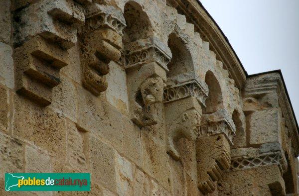 Tarragona - Catedral - Absis romànic