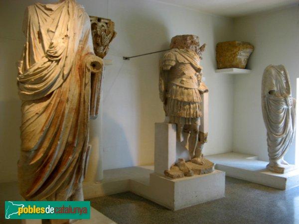 Museu Nacional Arqueològic - Tarragona - Zona Alta - Cavallers - Pobles de Ca...