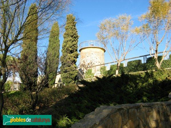 Malgrat de Mar - Torreta del castell